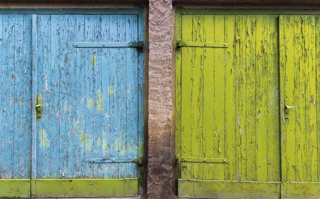 Тип дверей под покраску