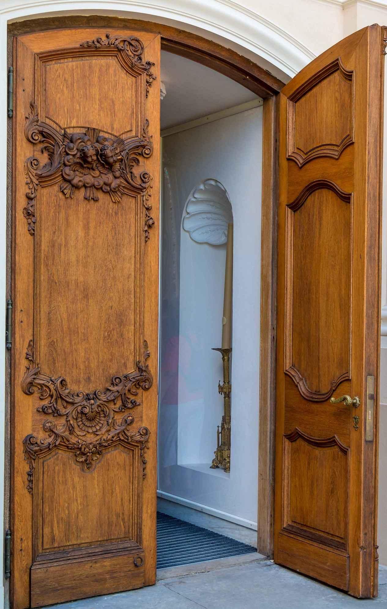 Двери класса Премиум