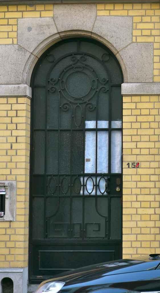 Металлическая дверь эконом класса