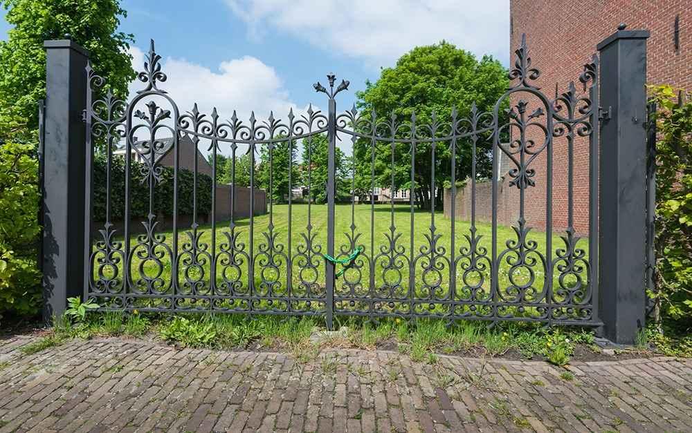 Эскизы кованных ворот и калиток