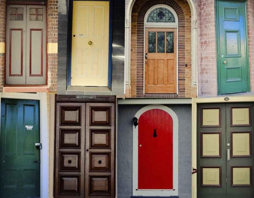Клинские входные двери