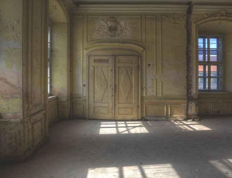 Винтажные двери