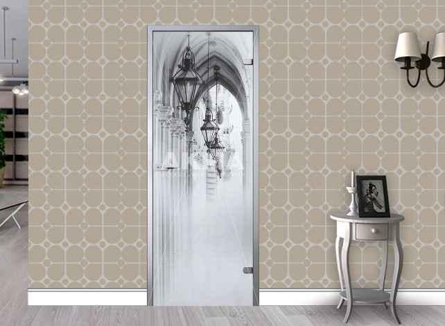 Серия дверей Satin