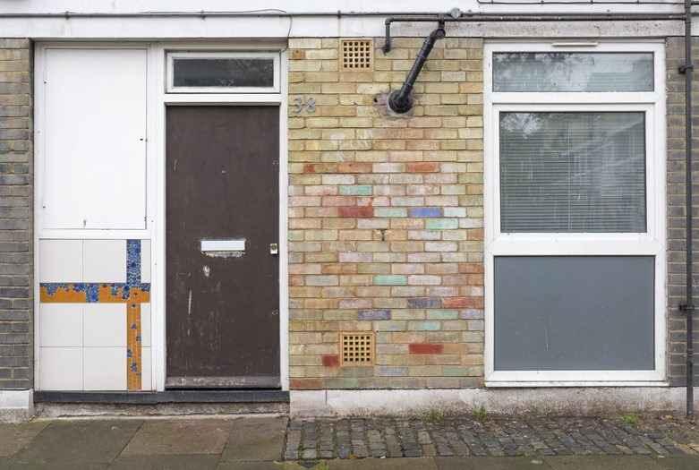 Остекленные входные двери