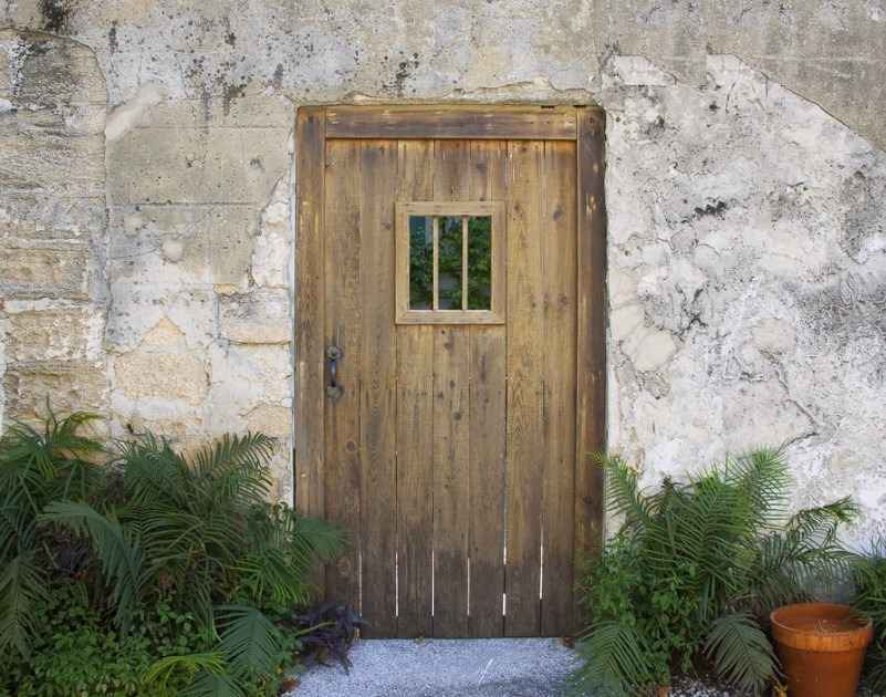 Тамбовские двери