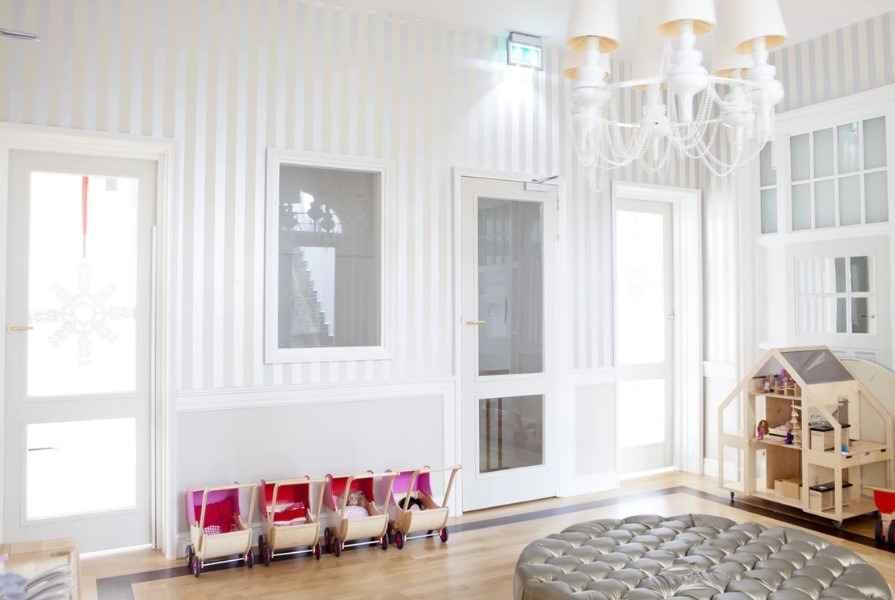 Межкомнатные двери по цвету комнаты