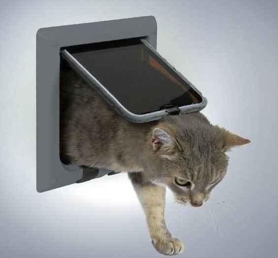 "Дверца для кошки ""Trixie"""