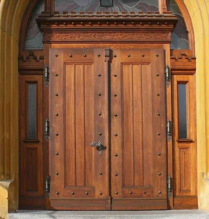 Фото входной двери