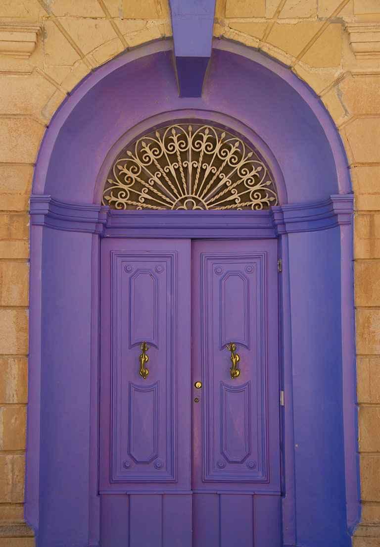 Красивое фото входной двери