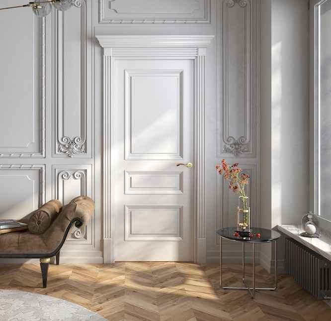Тульская дверь от компании «Мебель массив»