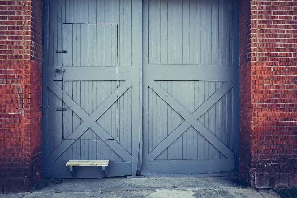 Хорошие деревянные ворота фото для дома