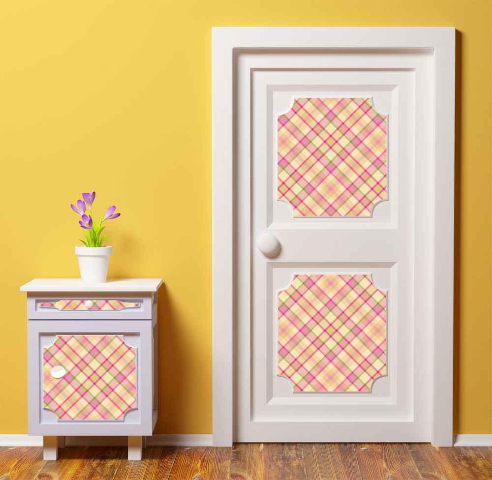 Различные варианты картинок для дверей