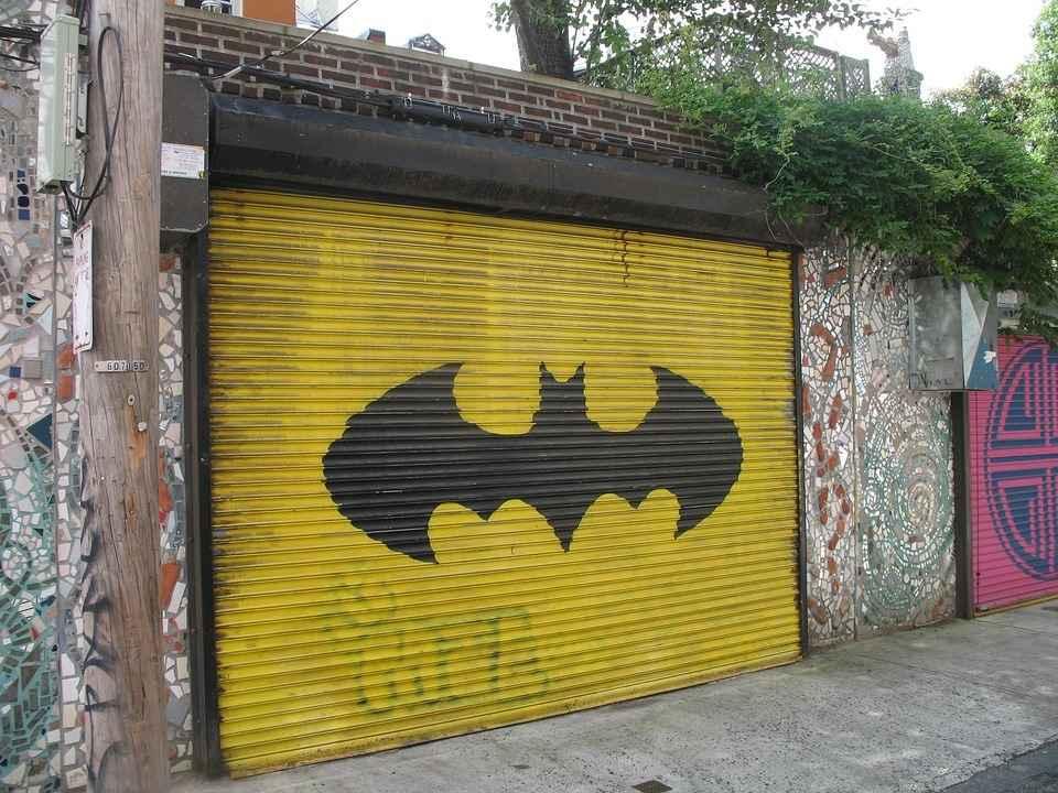 Выездные ворота для гаража