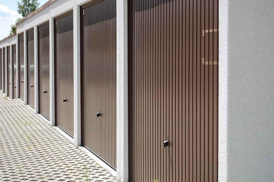 Скоростные ворота для гаража