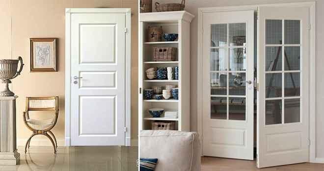 Межкомнатные и входные Финские двери