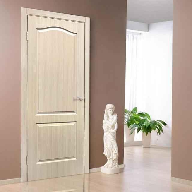 Интересное о глухих межкомнатных дверях