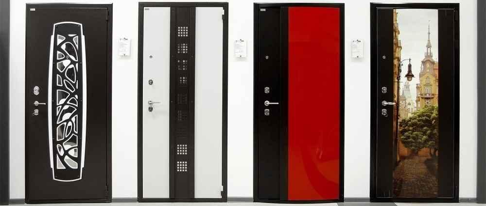 Стальные двери Неман с дизайном