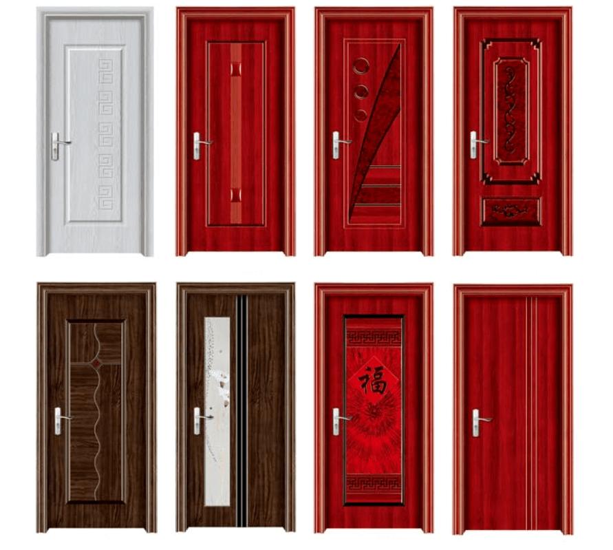 Двери от компании Милано
