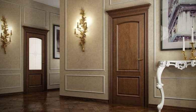 Межкомнатные двери компании Гарант