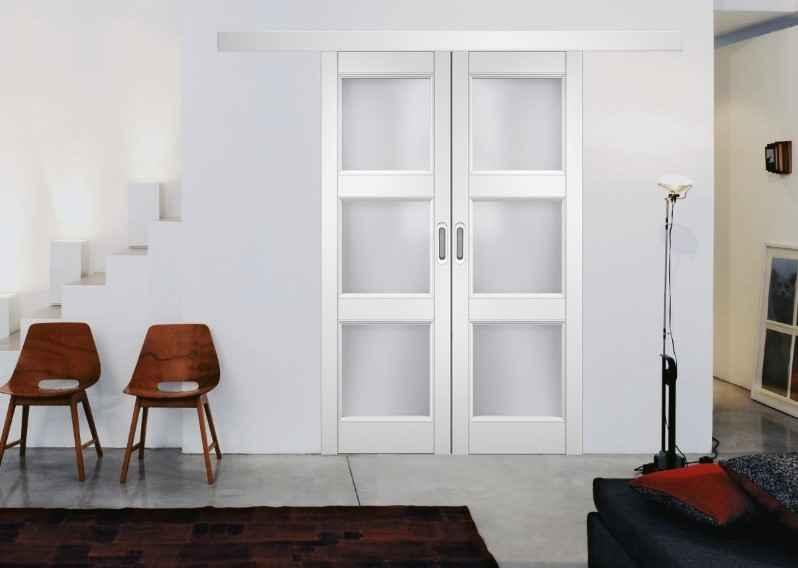 Дверные конструкции от фабрики «Софья»