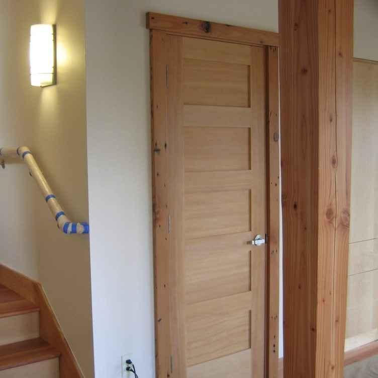 Межкомнатные двери экошпон - плюсы и минусы в фото