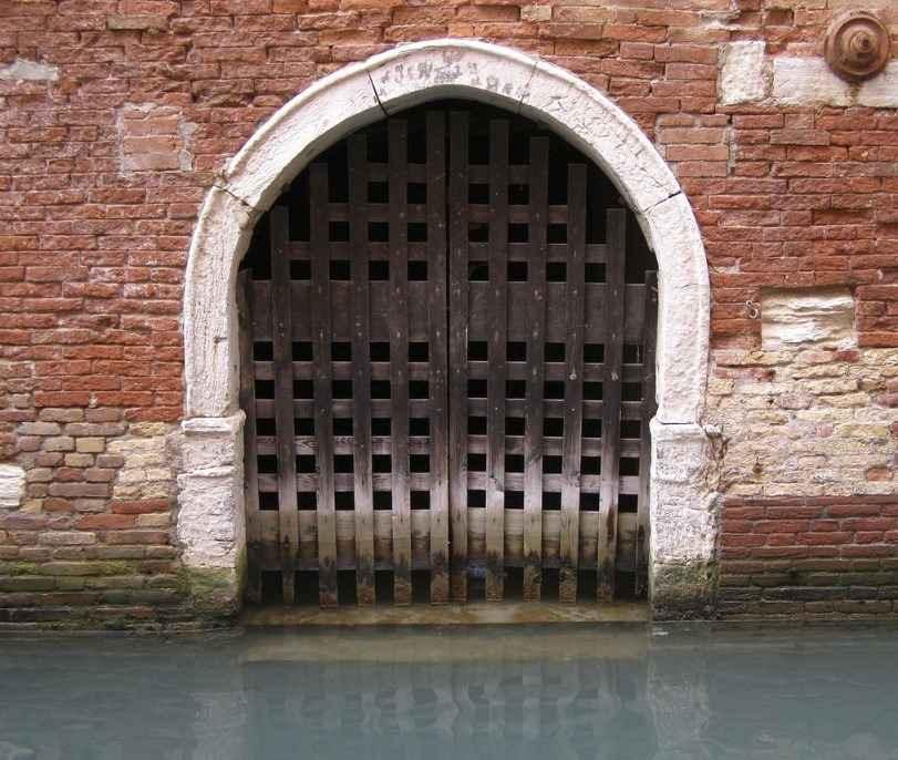 Кованые элементы в дверях Премьер