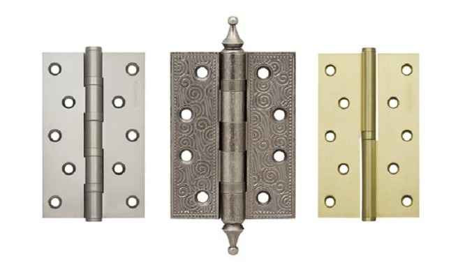 Типы дверных петель