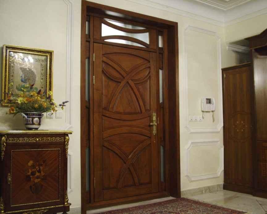 Деревянные межкомнатные двери из массива