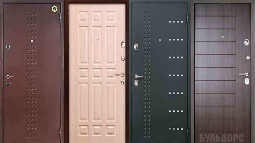 Сторожевые двери от завода «Бульдорс»