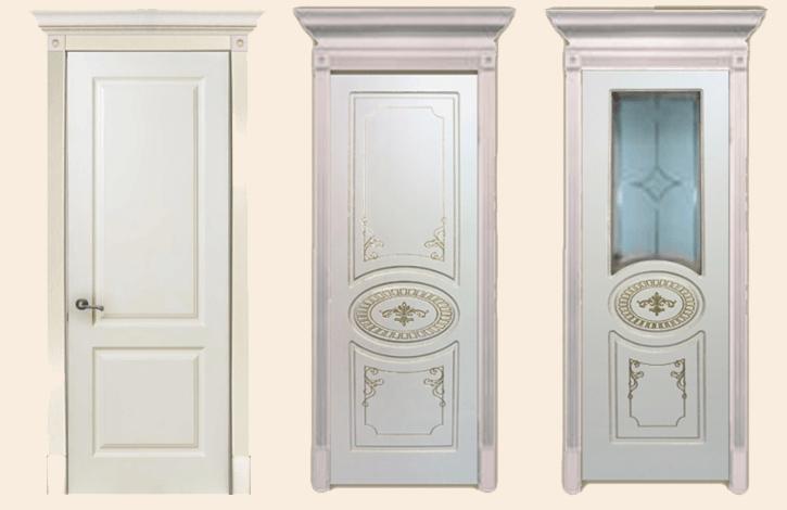 Модели дверей Авилон