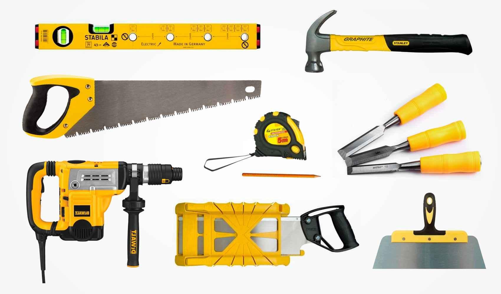 Какие инструменты понадобятся для установки межкомнатной двери