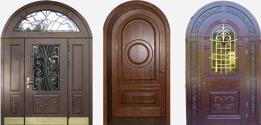 Входные и арочные межкомнатные двери