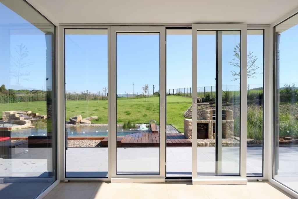 Основной обзор алюминиевых дверей