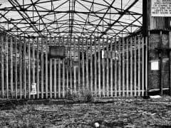 Ворота промышленного типа назначения: конструктивная выгода