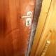 Причины и способы борьбы с конденсатом на входной двери