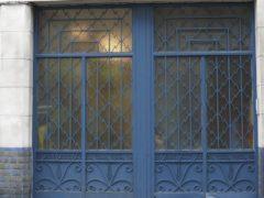Применение и особенности кованных входных дверей