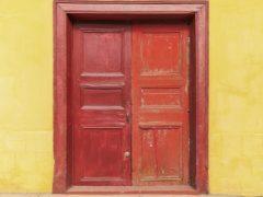 Двустворчатые металлические двери — как аргумент надежной защиты