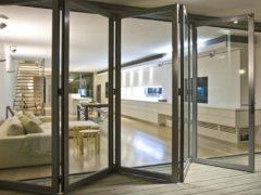 Двери типа Портал: изысканный конструктив