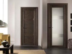 Межкомнатные двери цвета Орегано: изысканный Модерн в современных интерьерах