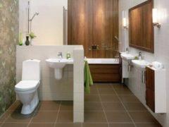 Как делаются и используются туалетные и ванные перегородки