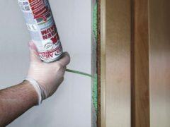 Чем очистить монтажную пену в домашних условиях: с кожи рук, одежды