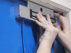 Электромагнитный замок для дверей: лучшее устройство в системе управления входа