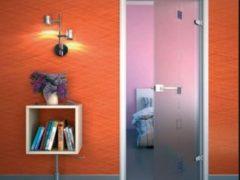 Обзор производителя дверей АКМА: стеклянные конструкции для межкомнатных проемов