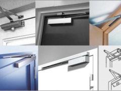 Доводчик для двери: функция, виды и технические характеристики устройств