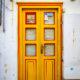 Крашенные варианты межкомнатных дверей