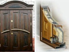 Где купить металлические входные двери в Белгороде
