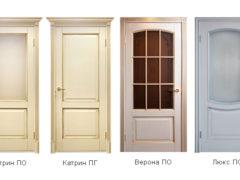 Белорусские межкомнатные дверные конструкции, как показатель достаточности
