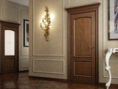 Обзор межкомнатных дверей компании Гарант