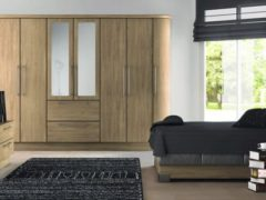 Варианты дверей для шкафов-купе и их особенности