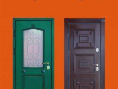 Обзор стальных дверей от компании Контур
